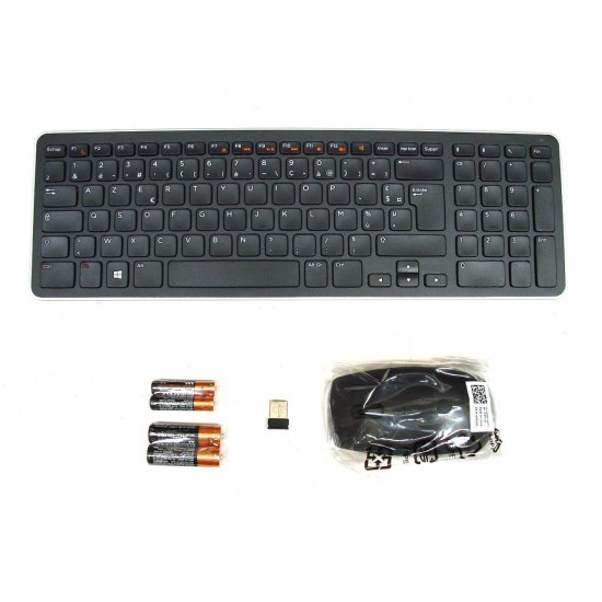 DELL KM713 Keyboard and Mouse WIRELESS SET