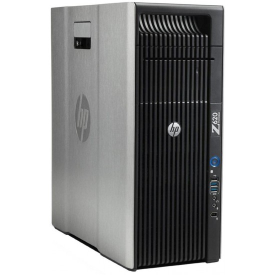 HP Z620 REFURBISHED PRO WORKSTATION XEON E5-1620