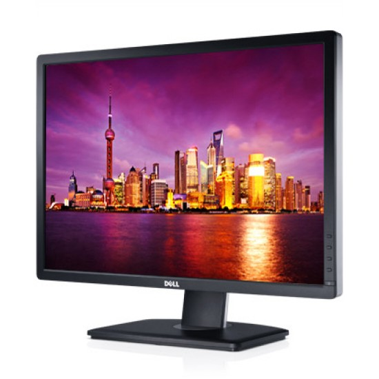 "Dell Professional U2412m IPS 24"" Monitor with LED"